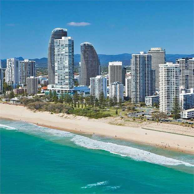 Explore Queensland's most famous beach town, staying at Aria Apartments, located in the heart of Gold...