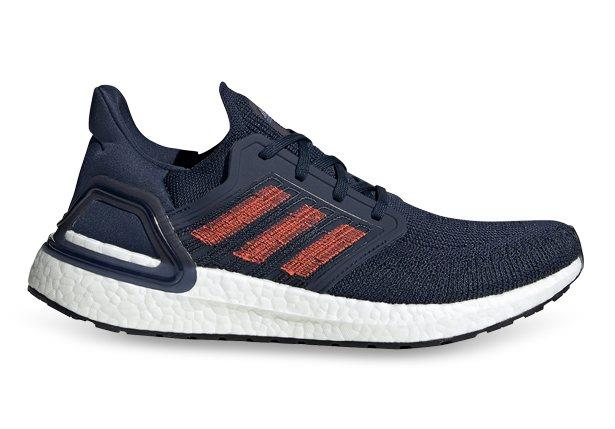 Confidence from the ground up. These adidas running shoes are designed to turbo charge your daily...