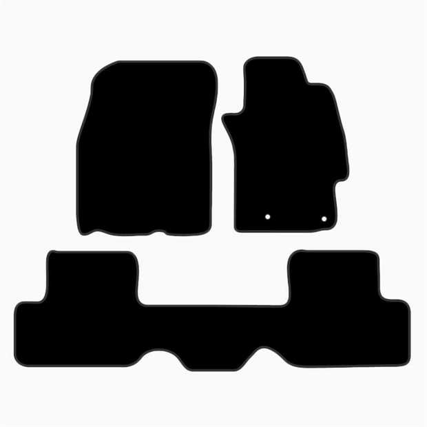 Nothing in your Mitsubishi Lancer is one size fits all, especially your carpet floor mats. The contour...