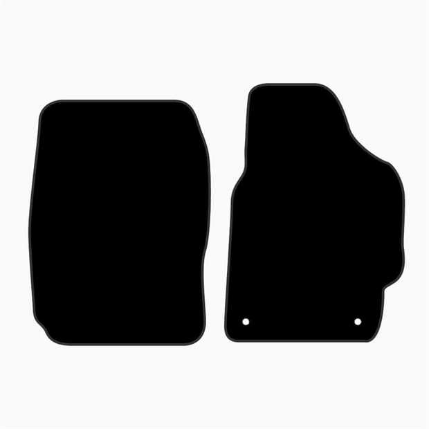Nothing in your Mazda 626 is one size fits all, especially your carpet floor mats. The contour of the...