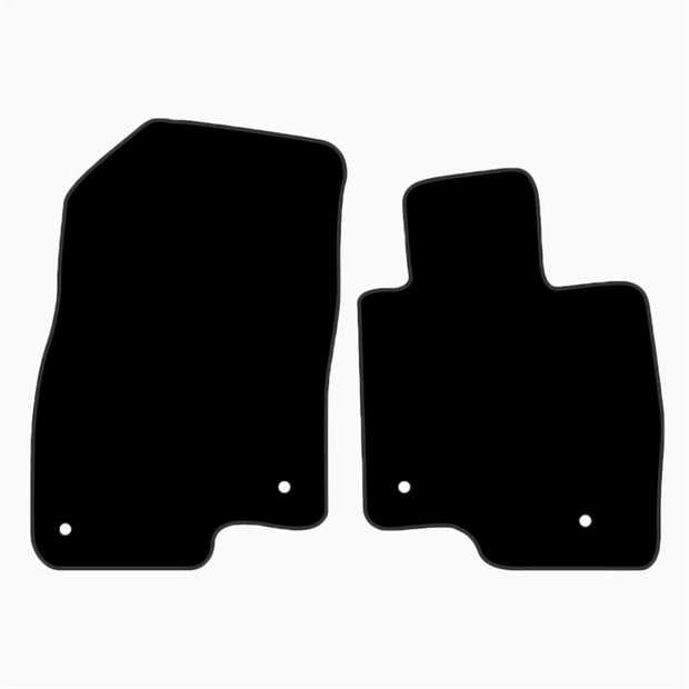 Nothing in your Mazda Mazda 6 is one size fits all, especially your carpet floor mats. The contour of...