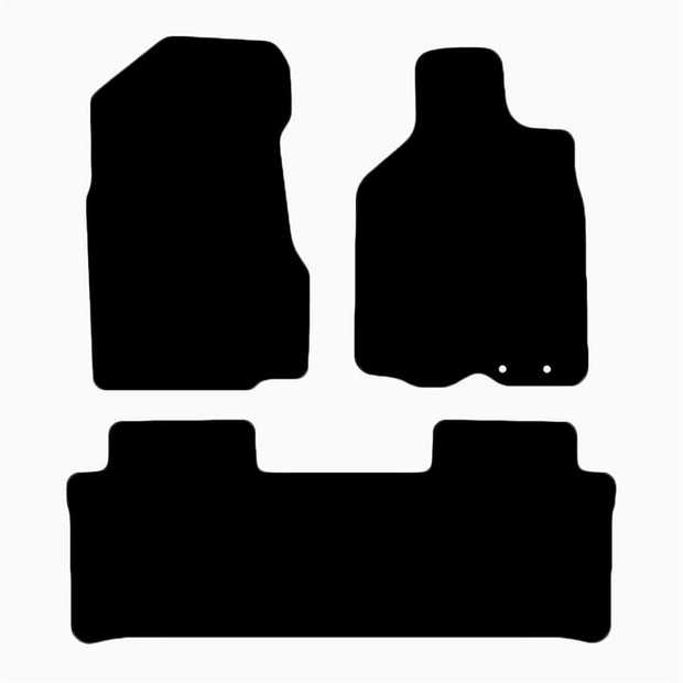 Nothing in your Honda CRV is one size fits all, especially your carpet floor mats. The contour of the...