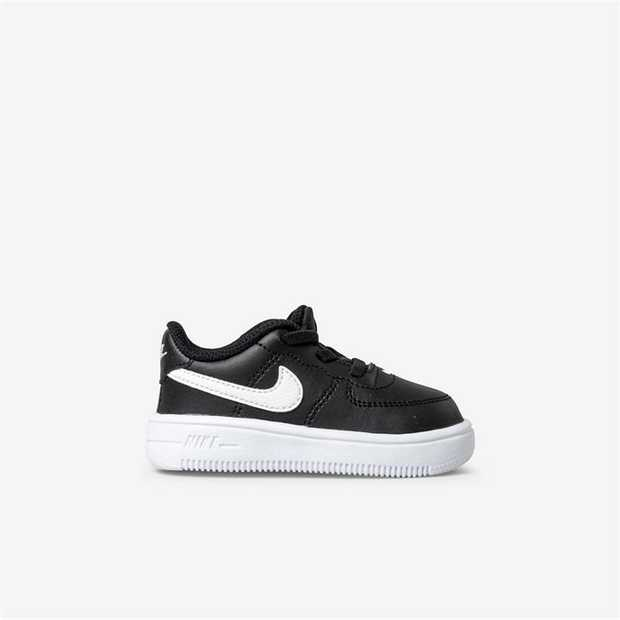 The Nike Air Force 1 Toddler Shoe takes the iconic design and lightweight comfort of the original and...