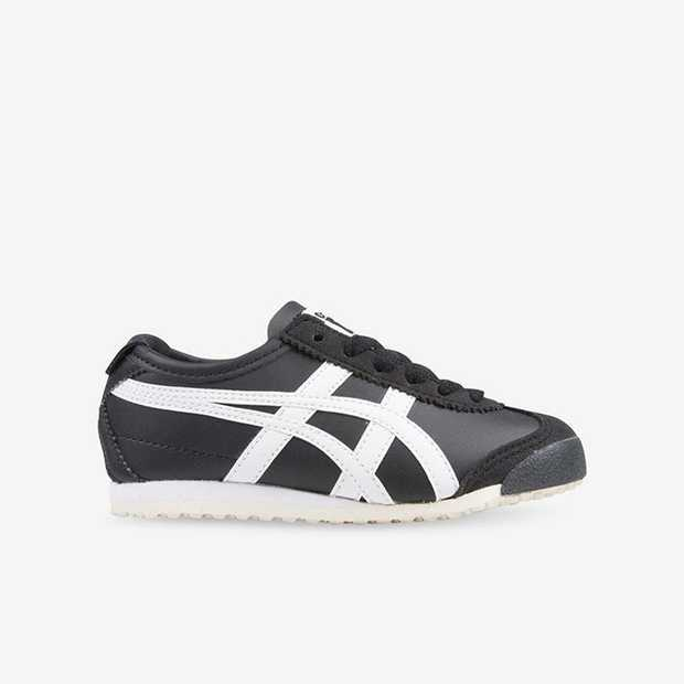 The Mexico 66 PS from Onitsuka Tiger takes the iconic adult sneaker and reduces it in size for mini me...