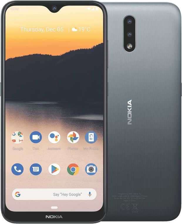 Discover the power of AI on Nokia 2.3 with Android One 4682304. It lasts up to 2 days with Adaptive...