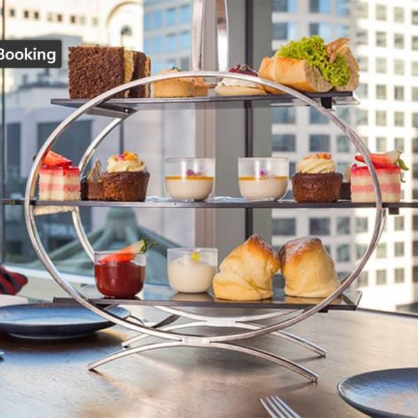 Swissôtel Sydney's Crossroads Bar, situated mere moments from the QVB, is offering the ultimate High...