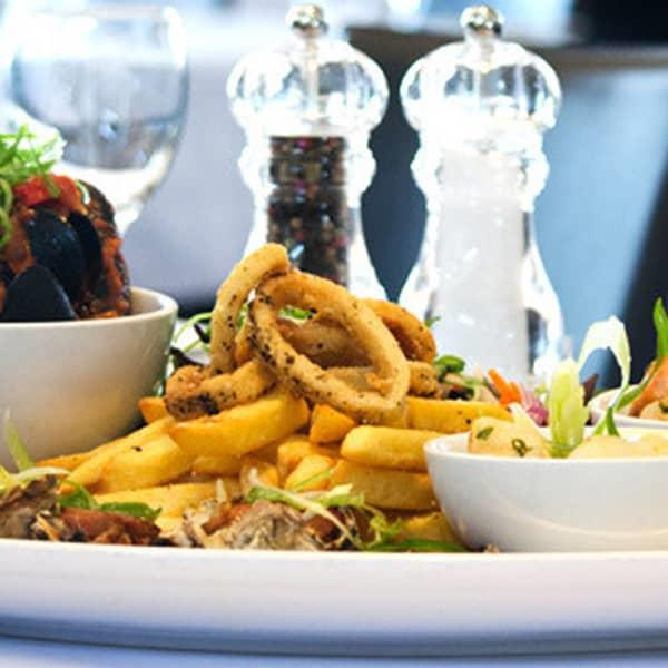 The food's always a catch at South Street Ale House! Treat your plus one or some friends to a platter...