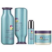 Strength Cure Shampoo: Bring back your good hair days. Underneath damaged hair remains the healthy hair...