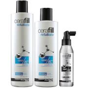 Cerafill Shampoo:  Stimulating shampoo for scalp invigoration. Ideal for advanced hair loss.  This hair...