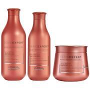 Serie Expert Inforcer Shampoo:  Introducing the new L'Oréal Professionnel Serie Expert Inforcer...