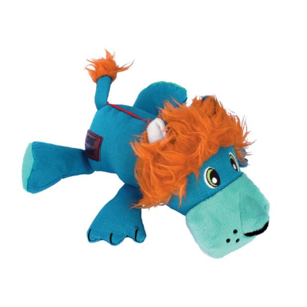 kong cozie ultra lucky lion dog toy  medium   Kong dog toy&accessories   pet supplies  Product...