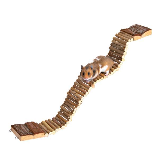 trixie natwood ladder  medium | Trixie | pet supplies| Product Information: trixie-natwood-ladder