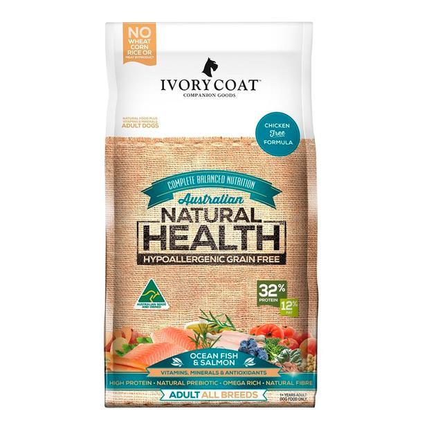 ivory coat grain free ocean fish  4kg   Ivory Coat dog food   pet supplies  Product Information:...
