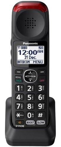 1.8 inch LCD screen (4.4 cm) Full Dot Monochrome Compatible with KX-TGM420AZB 103 x 65 pixels Black...