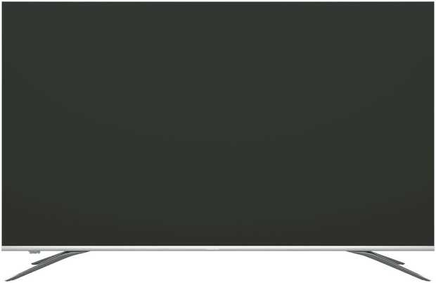 This Hisense ULED 55-inch smart television works in harmony to bring you smoother, more fluid picture...
