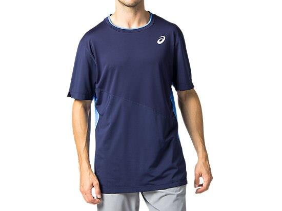 Make an impression on the court in our CLUB SHORT SLEEVED TEE thanks to the Japan pleats inspired...