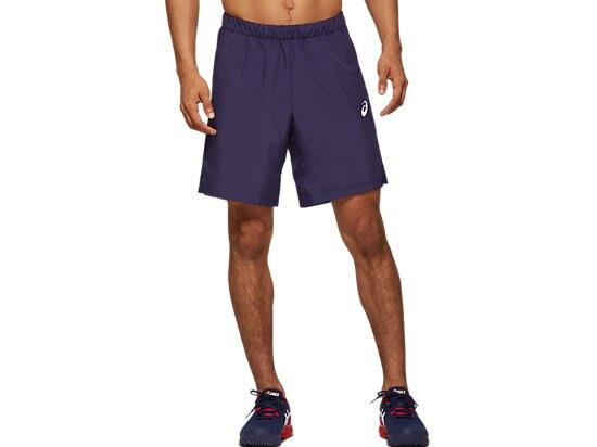 Power every shot in the PRACTICE 9 INCH SHORT with mesh waistband for breathability. The split hem...