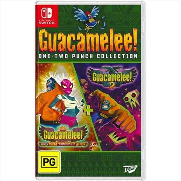 Together for the first time, the Guacamelee! One-Two Punch Collection combines the critically acclaimed...