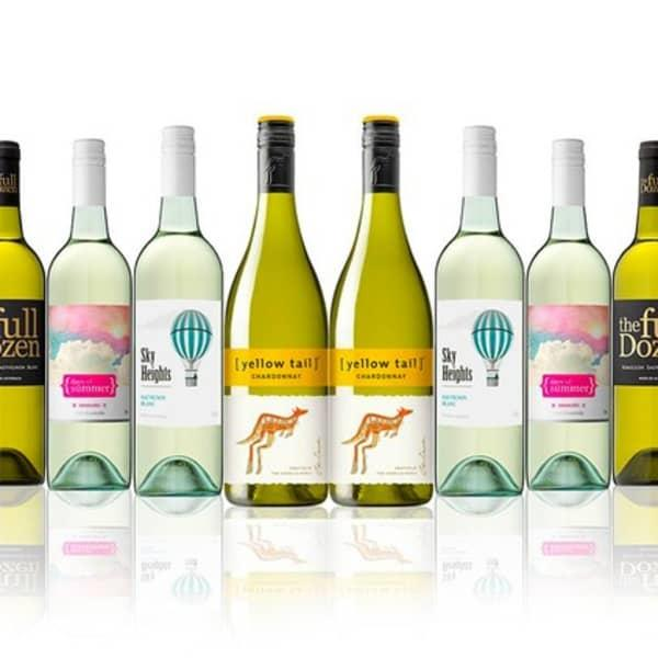 Love a sip or two of white wine on a balmy afternoon? This mixed case of drops features all your...