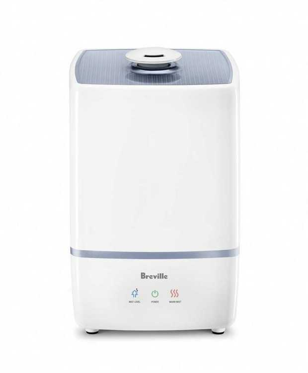 260mL/h Humidifying Capacity 5.0L Water Capacity 3 Mist Output Levels Aromatherapy Cool & Warm Mist...
