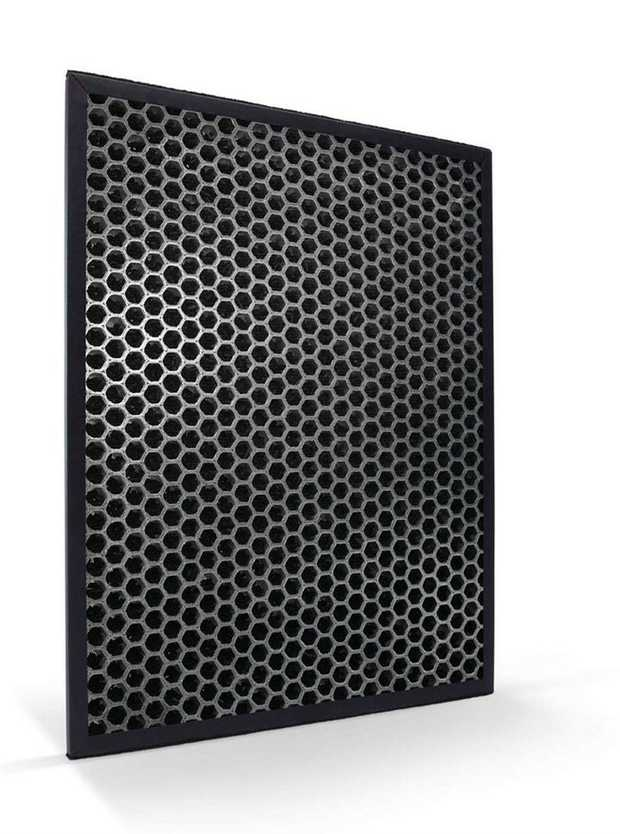 2-in-1 air purifier & humidifier Effectively reduces TVOC & odors Honeycomb structured carbon filter Up...
