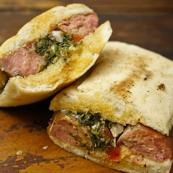 Learn to make delicious Argentinian street food with a cooking class from Hola con Lola in South...