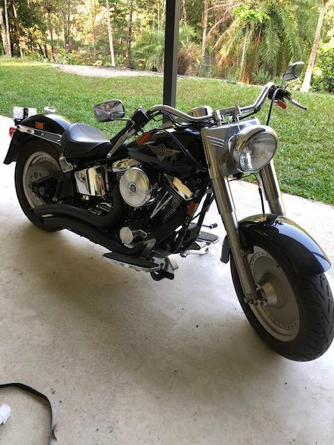 1999 Harley Davidson Fatboy    Excellent Condition  6 months Rego  13,000...
