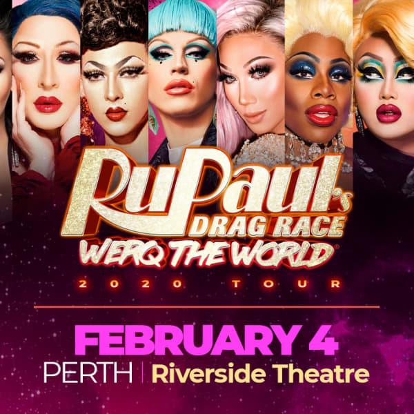 Drumroll please... The Official RuPaul's Drag Race World Tour returns with an all-new production for...
