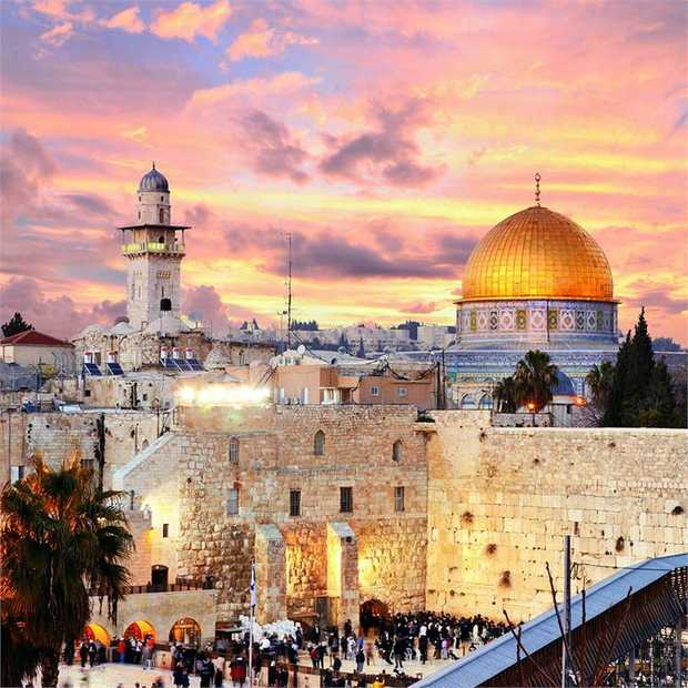 Journey to Israel for an unforgettable 9-day tour where you will uncover the most iconic sights of this...