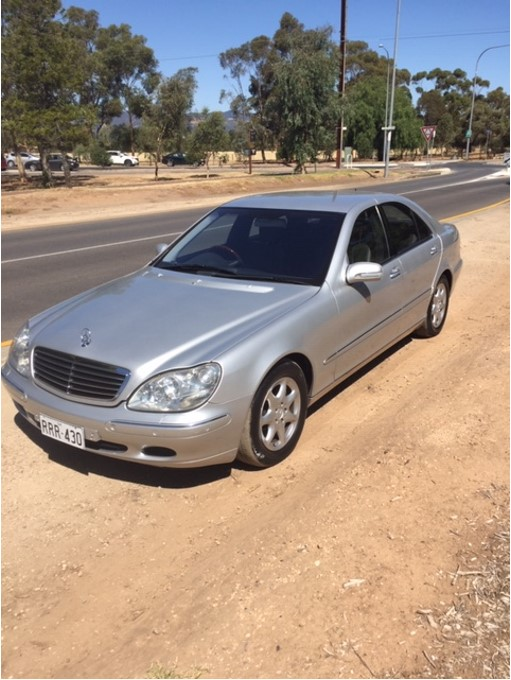 MERCEDES BENZ S 430  