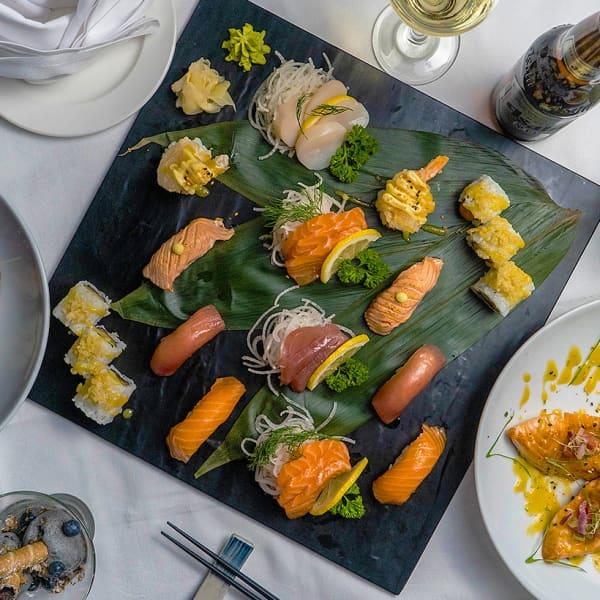 Satisfy your craving for the fresh flavours of Japan thanks to Ayame Japanese Restaurant and their...