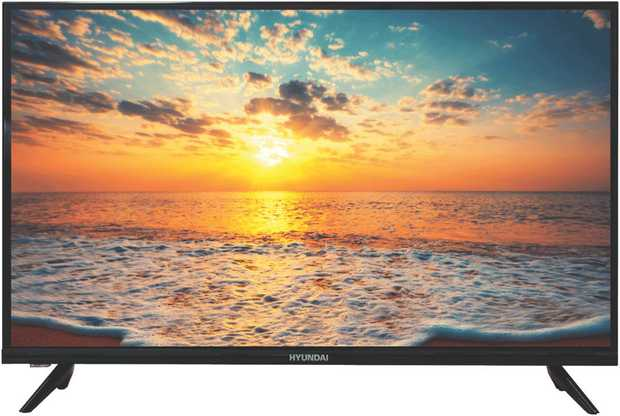 Stay up to date with the latest shows and movies with this Hyundai 32-inch HD LED TVH32LK35. Perfect...