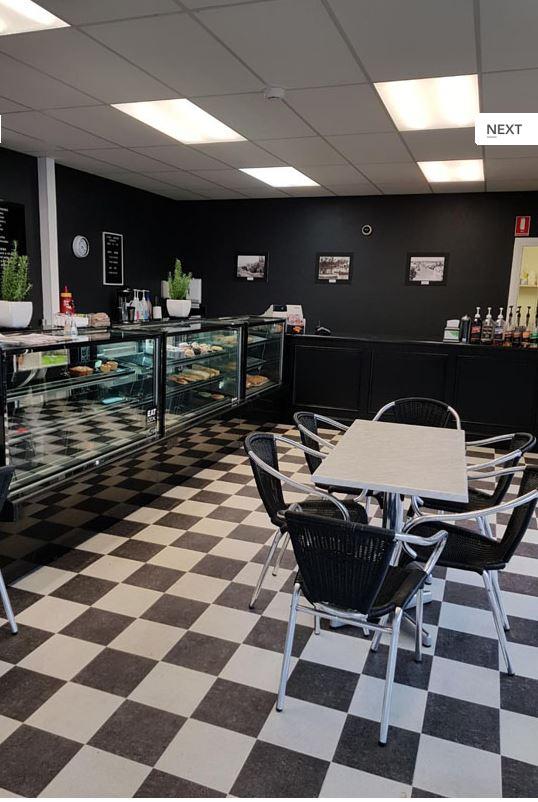 DARON LAMBERT SALES 5-DAY CAFE   T.O $5,500 p.w Adelaide Hills. Bright & modern on main street...