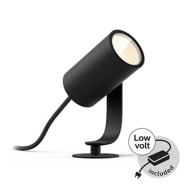 Up to 25,000h lifetime 600 lm output Paint your outdoors with 16M colours LED integrated Unwind with...