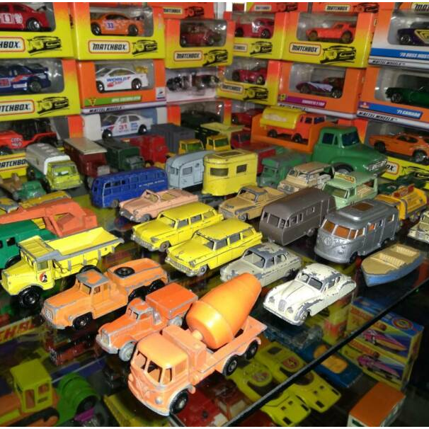 Hi there,  I'm a collector and restorer of vintage diecast models.I'm always looking to buy single...