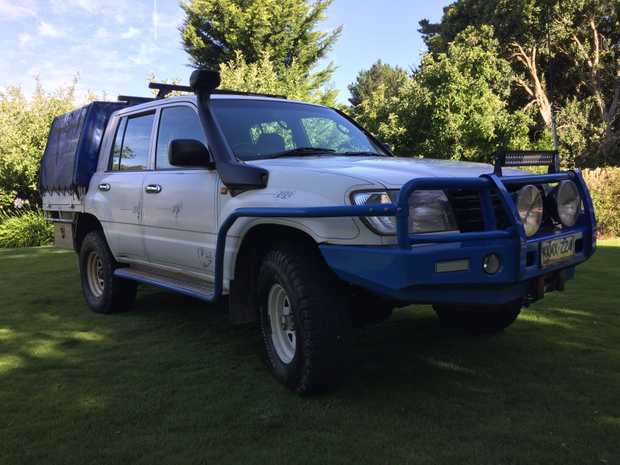 LANDCRUISER DUAL CAB 100 Series 2004 TURBO DIESEL   