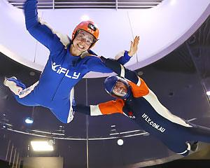 Experience the same adrenaline rush as freefall skydiving with safe and realistic Indoor Skydiving!