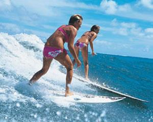 Surfing lessons are for beginners to advanced surfers. Complete beginners can experience the rush of...