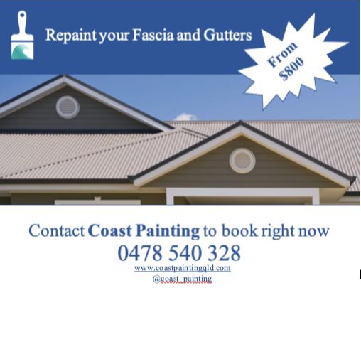 Coast Painting is a family run business in Brisbane offering painting services to both residential and...