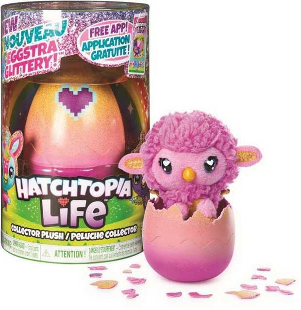 Hatchimals Hatchtopia Life Assorted