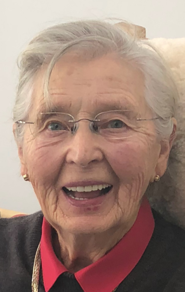 "GRANT, Agnes Orr ""Nan""  