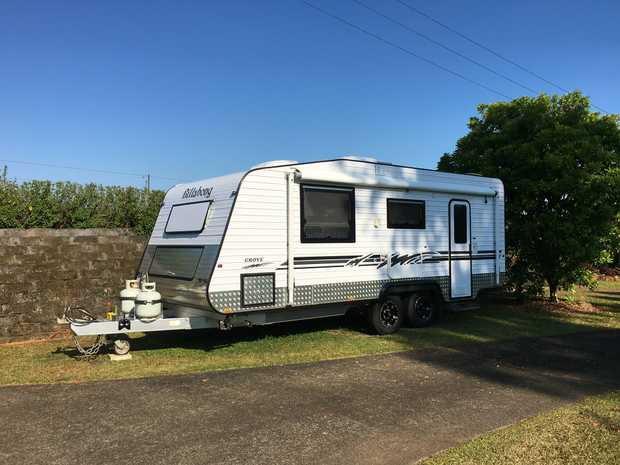 Billabong 21ft Grove 2015