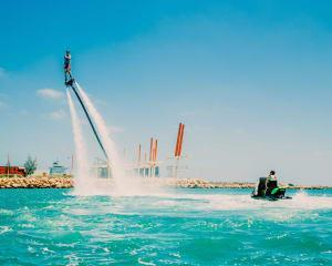 Part superhero, part dolphin; riding a flyboard is an exhilarating experience that will have you...