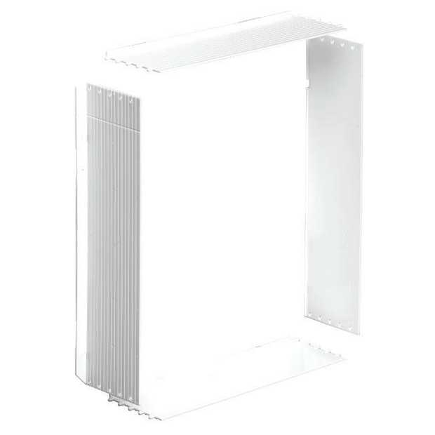 Staywell 700 Series Small Door Tunnel Extension in White