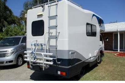 TOYOTA 4wd Camroad,A/C, Auto, Diesel, 4 berth,low km's, inside toilet, shower., gas...