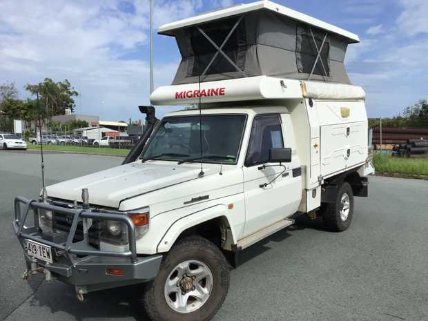 Toyota Landcruiser 4x4 Campervan   This has everything, owes a fortune.   Fantastic condition...
