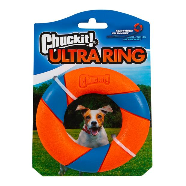 chuckit ultra fetch ring dog toy  each | Chuckit dog toy&accessories; | pet supplies| Product...