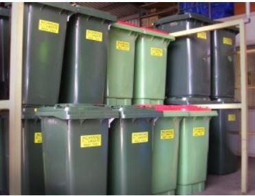 Bulk Waste Bins  Cardboard and paper recycling  New & Used Wheelie Bins  Document...
