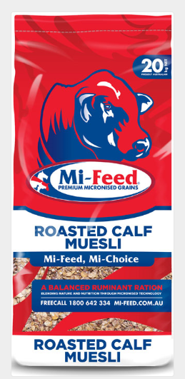 Roasted Calf Muesli