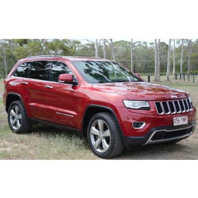 2013 Jeep Grand Cherokee Ltd TD   140k's, exc. cond. Log books, RWC.   $26,800. Hervey...